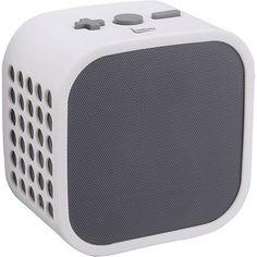 Sou Barato Caixa de Som Bluetooth Leadership Cubo sem Fio - R$35,90