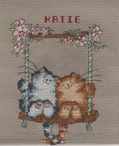 Heather's Stitching Story: Margaret Sherry Stitching