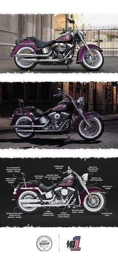 The appeal of the Softail Deluxe gets stronger with each passing year. | 2017 Harley-Davidson Softail Deluxe