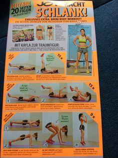 Bikini-Workout