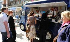 Top 10 london street food stalls | Creperie Nicolas street food