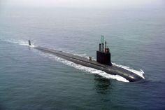El USS Virginia (SSN-774) es un submarino de ataque de la armada de Estados Unidos, la nave insignia de su clase y la décima nave de esa armada que se nombrará como el estado de Virginia.