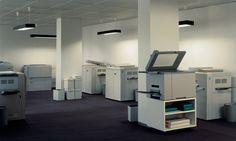 Thomas Demand German 1964- 'Copyshop' 1999