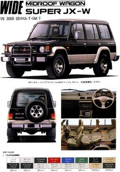 Bullet Proof Car, Mitsubishi Pajero, Vintage Trucks, Mk1, Scooters, Cars And Motorcycles, Offroad, Dodge, Nissan
