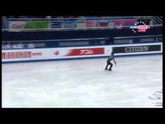 【GPF】 2012 GPF Yuzuru Hanyu SP BESP2 - YouTube