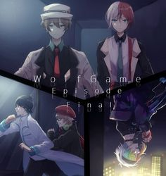 The Wolf Game, Drawing Reference, Joker, Studio, Games, Drawings, Illustrations, Fictional Characters, Anime Boys