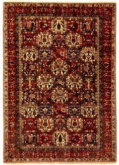 Bakhtyari Rug 7'1″ x 10'5″ 1
