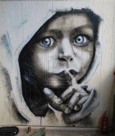 Kim Michel - Graffiti Art 4
