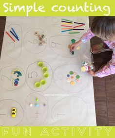 Simple Counting Fun Activity!