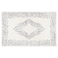 Check out this item at One Kings Lane! Donahue Rug, Light Gray