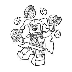 Kleurplaten Lego Knights.42 Best Nexo Knights Coloring Pages Images Coloring Books