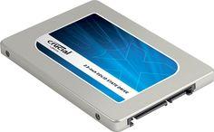 Die beste SSD: Crucial  BX100