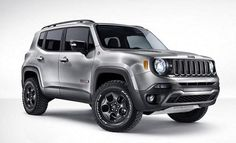 2017 Jeep Renegade                                                                                                                                                                                 More