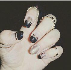 My nails! #love_dit