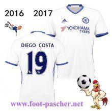 Premier: Maillot Football FC Chelsea (DIEGO COSTA 19) Third 2016 2017 Replica…