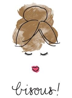 one of my favorite french words! Arte Fashion, French Words, Cute Illustration, Girly, Sketches, Graphic Design, Creative, Artwork, Prints