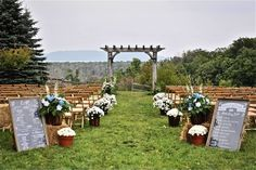 GORGEOUS rustic setting!! http://www.countryoutfitter.com/style/real-country-wedding-courtny-cordosa/