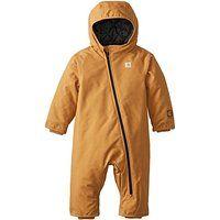 Carhartt Baby Boys' Quick Duck Snowsuit