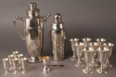 Antiek zilver