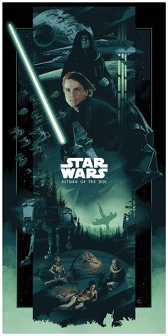 #starwars #returnofthejedi