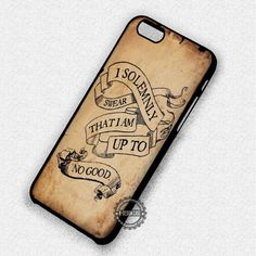 Harry Potter Quote I Solemnly Swear - iPhone 7 Plus SE Cases & Covers Harry Potter Diy, Coque Harry Potter, Capa Harry Potter, Harry Potter Phone Case, Harry Potter Quotes, Iphone 7 Plus Cases, Iphone 4, Samsung Cases, 4s Cases
