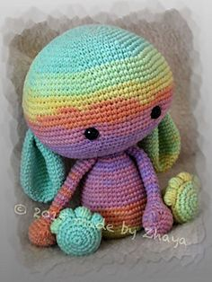 Crochet Patterns Animals Free : ... Pinterest Free amigurumi patterns, Amigurumi and Amigurumi patterns