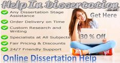 #Online_Dissertation_Help - #Help_in_Dissertation is an amazing academic portal that offers seasoned advice and guidance to the students through their Online Dissertation Help. The students can seek #professional_academic help from the experts.  Visit Here https://www.helpindissertation.co.uk/Dissertation-Help-Online  Live Chat@ https://m.me/helpindissertation  For Android Application users https://play.google.com/store/apps/details?id=gkg.pro.hid.clients