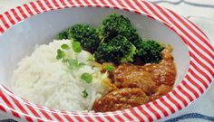 Peanut Butter Beef Stew. A healthy family recipe (use chick/turkey instead)