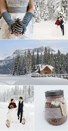 http://www.pinterest.com/ikonworks/ https://www.facebook.com/pages/Ikon-Works/335268166553005 #rockmywinterwedding @Rock My Wedding