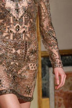 Daria Strokous for Emilio Pucci F/W 2014 #fashion