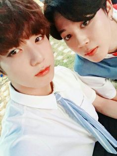 Jimin + Jungkook