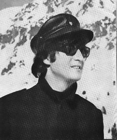 john lennon with hat - Google zoeken