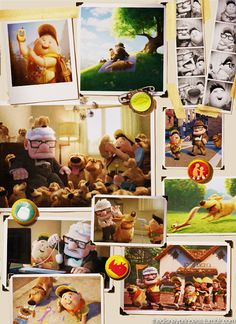 "Scenes from Disney/Pixar movie, ""Up"" Disney Up, Walt Disney, Disney Dream, Disney Love, Disney Magic, Disney Nerd, Disney Style, Disney Princess, Ghibli"