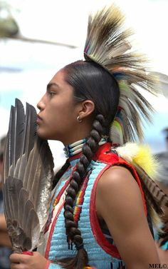 Young Native American man