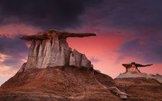 Bisti/De-Na-Zin Wilderness - New Mexico