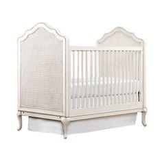 a luxurious crib!