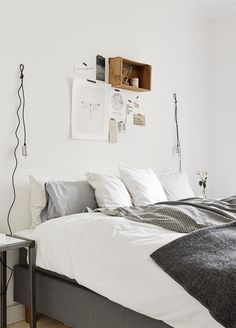 Home with neutral colors - via Coco Lapine Design