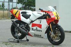 Yamaha RD 500 por Wolfang Hromada