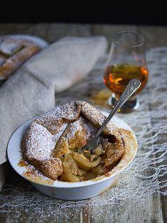 Jablečný koláč s rumem Rum, Beef, Food, Meat, Essen, Meals, Rome, Yemek, Eten