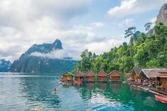 The natural beauty of Thailand.