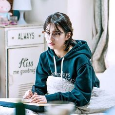 """Suzy in """"While You Were Sleeping"""""""