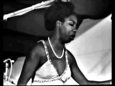 Nina Simone doing Be My Husband. And doing it right.