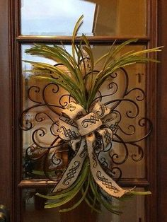 NEW Wreath- Front Door Decor