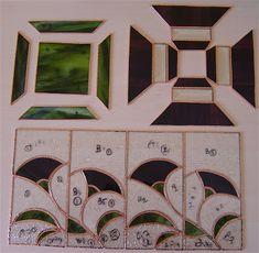 Vagabundus: stained glass