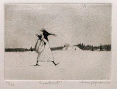 Hannu Hyrske, Luontoäiti Bird Illustration, Illustrations, Goodies, Spirit, Birds, Inspired, Inspiration, Design, Style