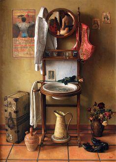 Antonio Capel (b Spanish) / Maher Art Gallery Modern Art, Contemporary Art, Mediterranean Living Rooms, Spanish Art, Spanish Painters, Still Life Art, Western Art, Artist Art, Art Boards