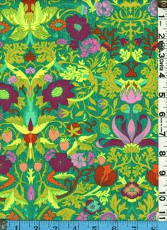 yeah! I bought it! I think this fabric will be a great focal fabric for my kitchen project! $4.75 /half yard