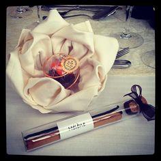 dragées vanille mariage cadeau invités