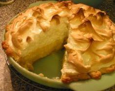 Tasty Homemade Lemon Meringue Pie