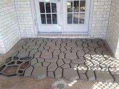 molde para concreto en acero tambien se puede a tu gusto